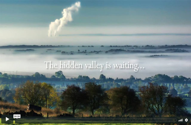 The hidden valley is waiting...
